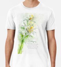 Edelweiss Premium T-Shirt