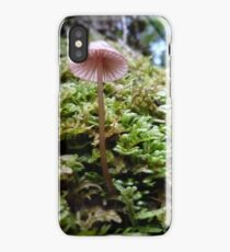 Single Pink iPhone Case