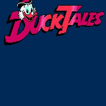 Pixel Ducktales by Snaflein