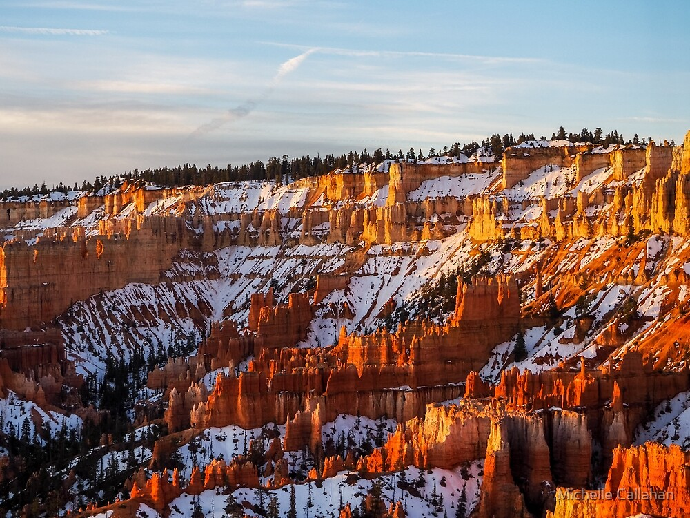 Bryce Canyon by Michelle Callahan