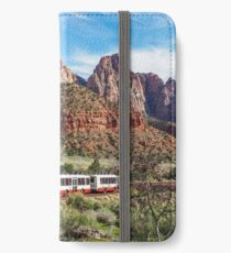 Zion National Park iPhone Wallet/Case/Skin