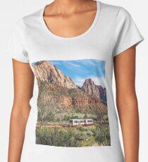 Zion National Park Women's Premium T-Shirt