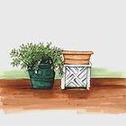 2 Pots by MichalisStudio