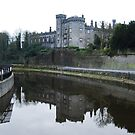 Kilkenny Castle by Nancy Huenergardt