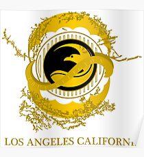 Los Angeles California Poster