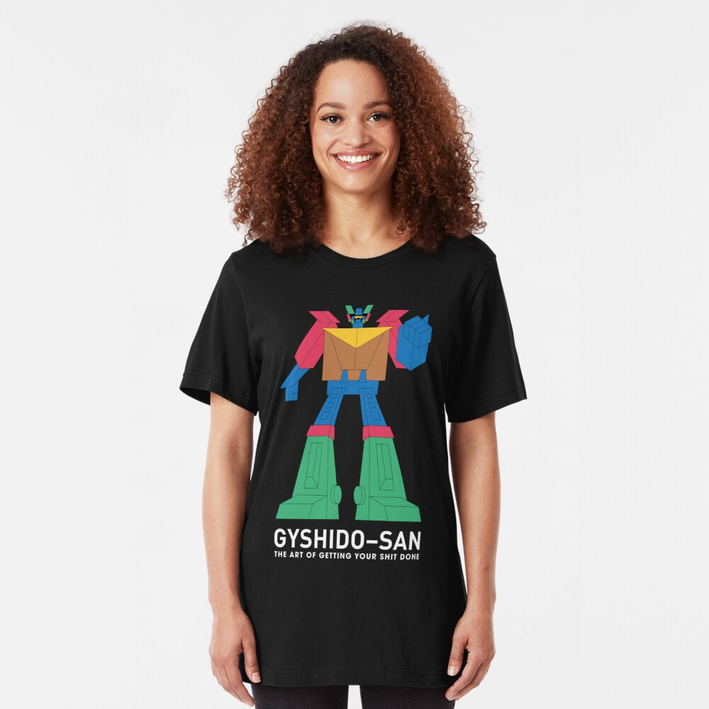 The GyShiDo-San T-Shirt Slim Fit T-Shirt