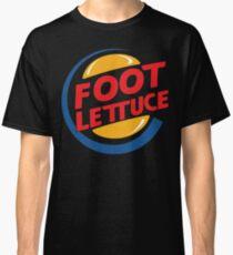 Foot-lettuce Classic T-Shirt