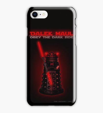 Dalek Maul iPhone Case/Skin
