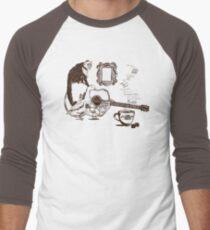 90s New York Still Life Men's Baseball ¾ T-Shirt