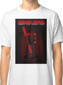 Dalek Maul Classic T-Shirt