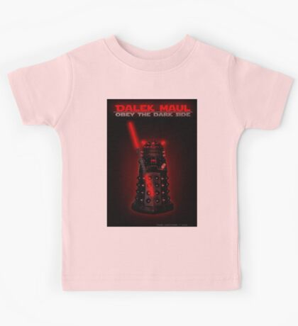 Dalek Maul Kids Clothes