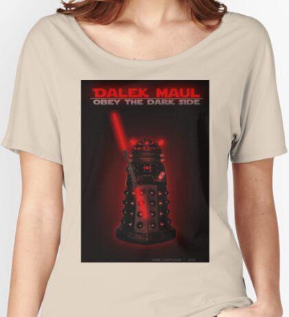 Dalek Maul Women's Relaxed Fit T-Shirt