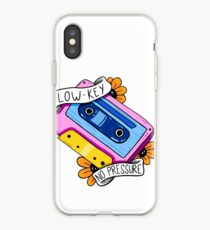 Rose-Colored Boy iPhone Case