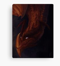 Great Red Canvas Print