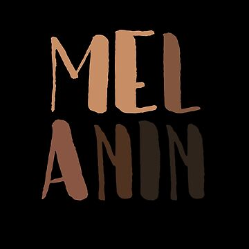 Melanin Pride by dukito