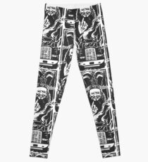 LO PAN´S TRUCK - BIG TROUBLE IN LITTLE CHINA Leggings