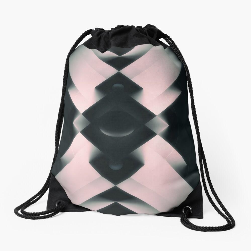 Omni Diffusion Drawstring Bag