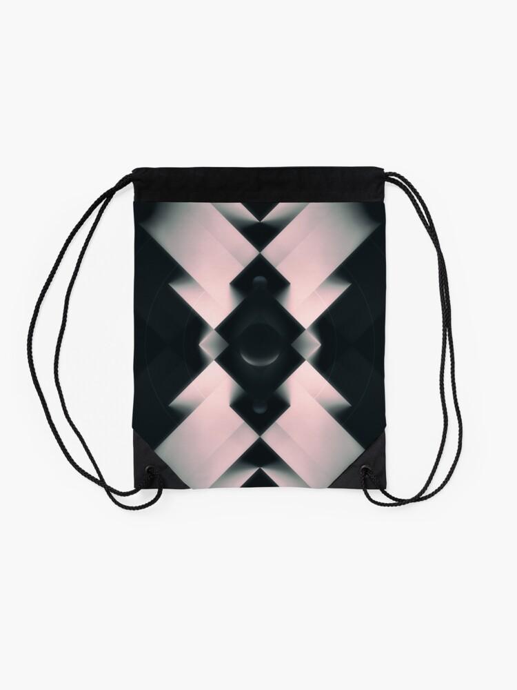 Alternate view of Omni Diffusion Drawstring Bag