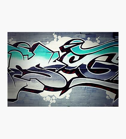 Graffiti 18 Photographic Print