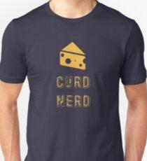 Curd Nerd Cheese Lover Unisex T-Shirt