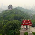 Temples near Beijing, China by sailgirl