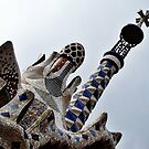 Gaudi Roofs by Tommy Seibold