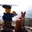 On watch by bricksailboat