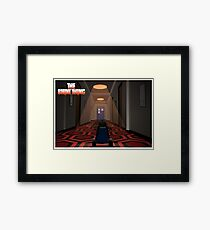 The Shiny Thing 2 Framed Print