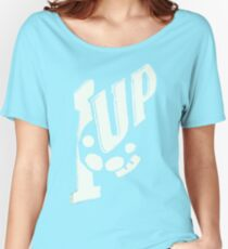 1up 7up Women's Relaxed Fit T-Shirt