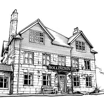 The Hollington Oak - Hastings by quigonjim