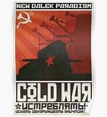 Cold Time War Poster