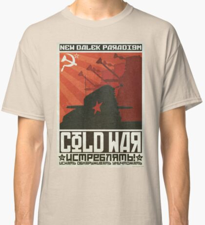 Cold Time War Classic T-Shirt