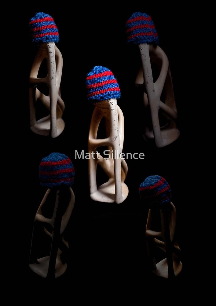 The Hat Thinker by Matt Sillence