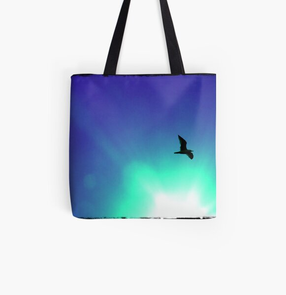 Free as a bird  All Over Print Tote Bag