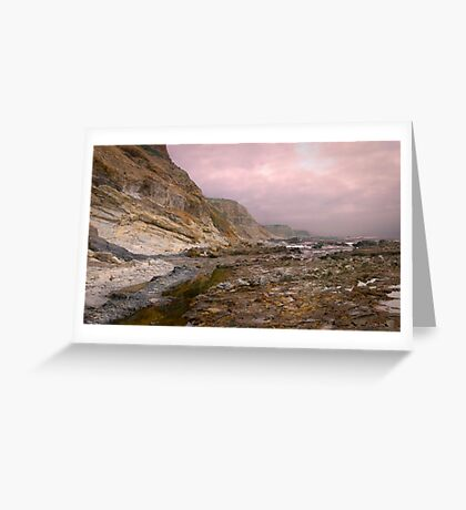 PV Low Tide Greeting Card