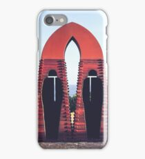 SCULPTURES BY THE SEA BONDI BEACH #5 iPhone Case/Skin