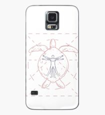 the tortue rouge Case/Skin for Samsung Galaxy