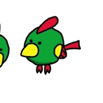 Natu Flock by fourfourfour