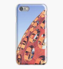 SCULPTURES BY THE SEA BONDI BEACH #7 iPhone Case/Skin