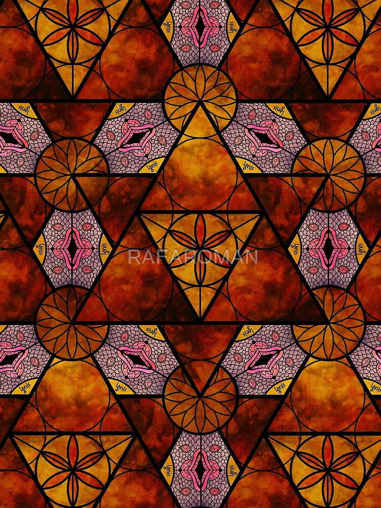 Geometría Sagrada - Ignis de RAFAROMAN