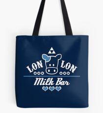 LonLon Milk Bar Tote Bag