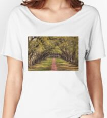 Oak Alley Women's Relaxed Fit T-Shirt