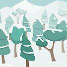 Winter is here by Berker Sirman