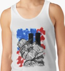 Tribute to the Heroes of 9/11 Tank Top