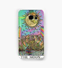 Psychadelic Tarot- The moon Samsung Galaxy Case/Skin
