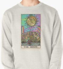 Psychadelic Tarot- The moon Pullover