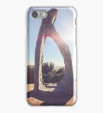 SCULPTURES BY THE SEA BONDI BEACH #9 iPhone Case/Skin