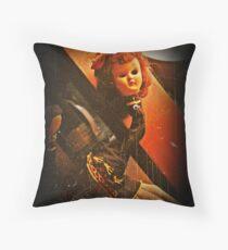Annabelle #5 Throw Pillow