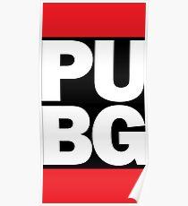 Player Unknown Battlegrounds PubG Poster