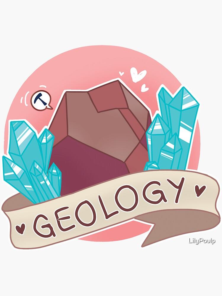 Geologie für immer / digital von LilyPoulp